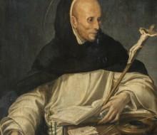 Ritratto di frate in veste di San Tommaso d'Aquino