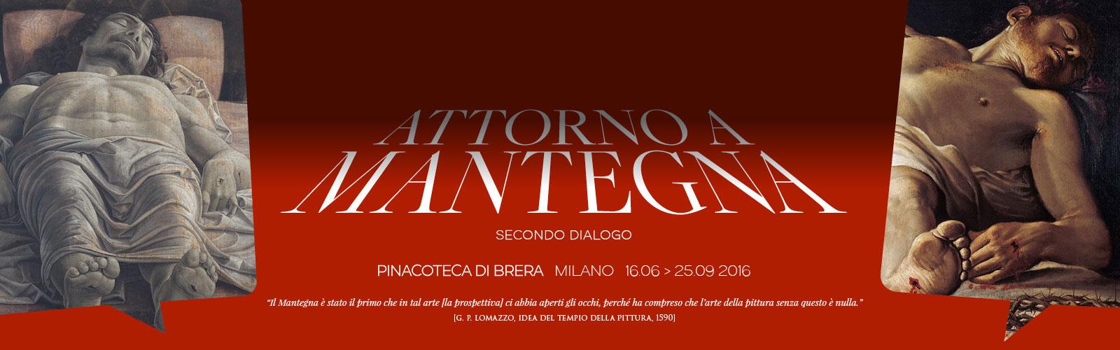 """Secondo dialogo """"Attorno a Mantegna"""""""