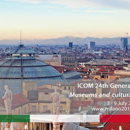 Brera and ICOM International Council of Museums Italia