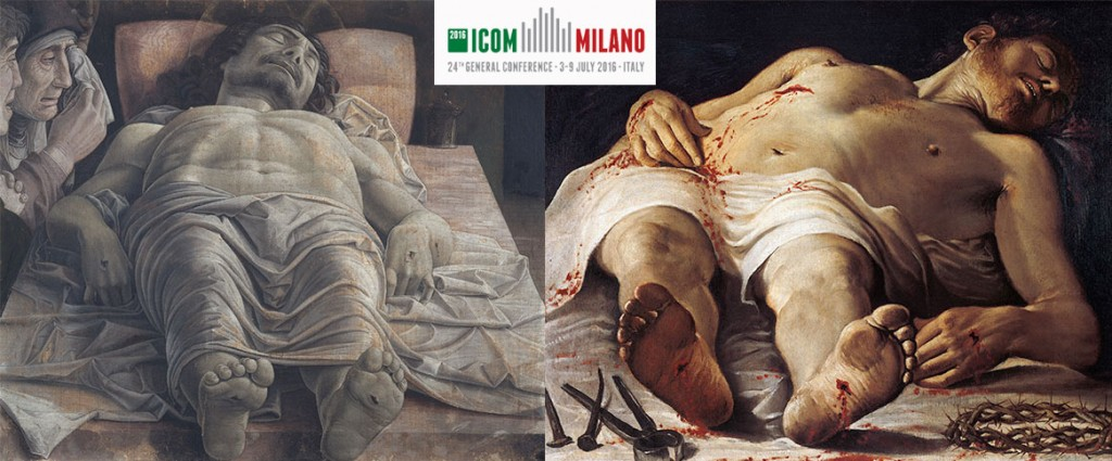 Around Andrea Mantegna and Annibale Carracci