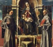 Madonna col Bambino tra san Francesco e san Bernardino