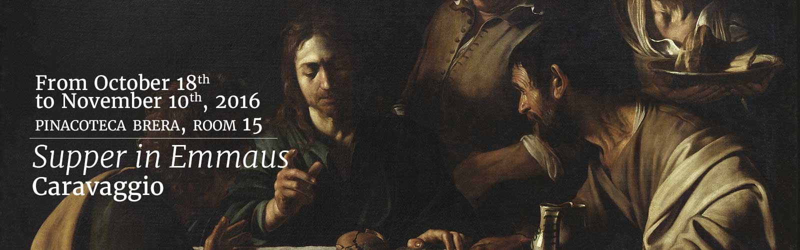 The third reinstallation of the Pinacoteca Brera