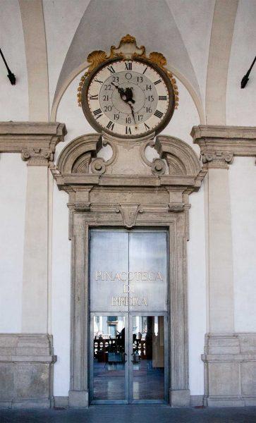 """Apertura della """"Porta Gregotti"""""""