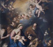 Sacra Famiglia venerata da Sant'Antonio da Padova