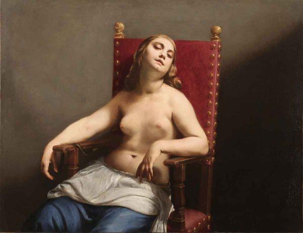 Pinacoteca-di-Brera-Cleopatra-Cagnacci