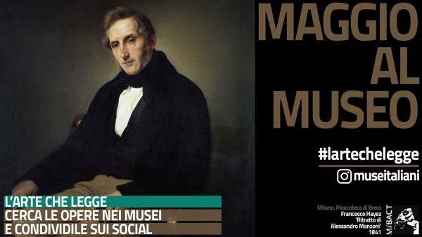 Maggio al museo | L'arte che legge