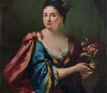 Ritratto di Caterina Corbellini (?)