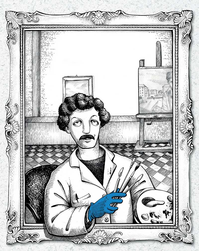Restauratori: i dottori dei quadri