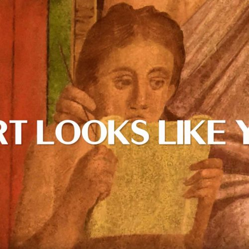 Art looks like you | Visit Italian Museums