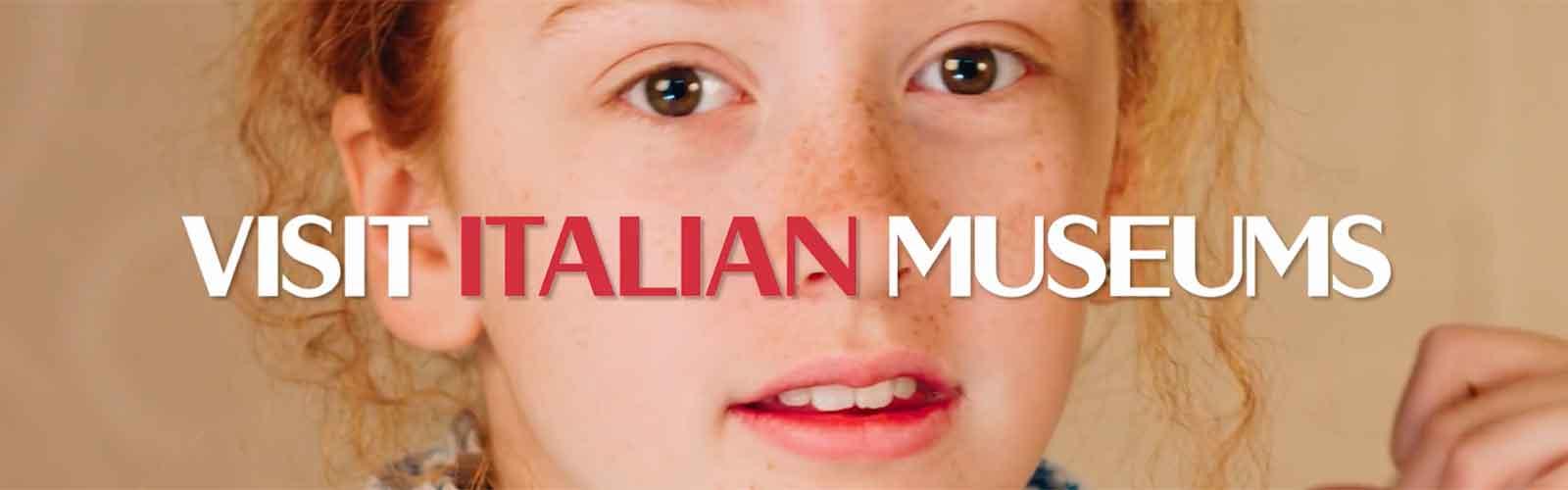 Art looks like you | Visit Italian Museums
