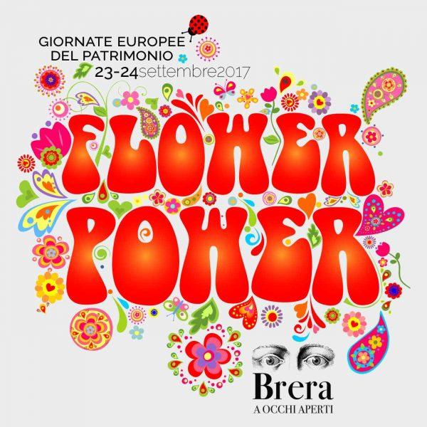 Flower Power<br> Giornate Europee del Patrimonio 2017