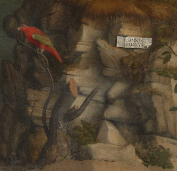 Il Battesimo di Santa Corona e la luminosa vecchiaia di Giovanni Bellini