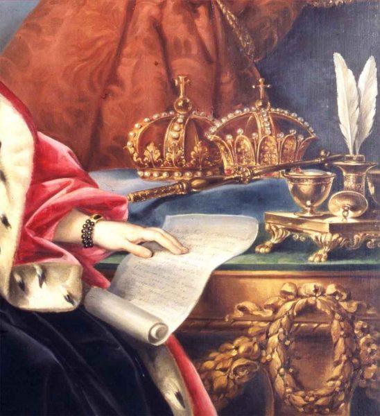 Maria Teresa e la Lombardia Austriaca.  La corte e le istituzioni