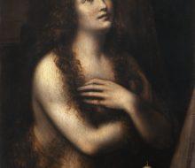La Maddalena a mezza figura