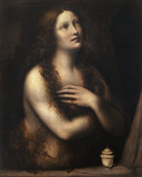 Half Figure of Mary Magdalene