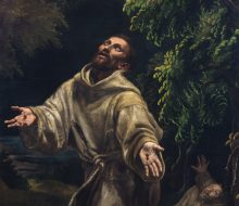 St. Francis with the Stigmata