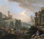 Capriccio with the Ponte Rotto