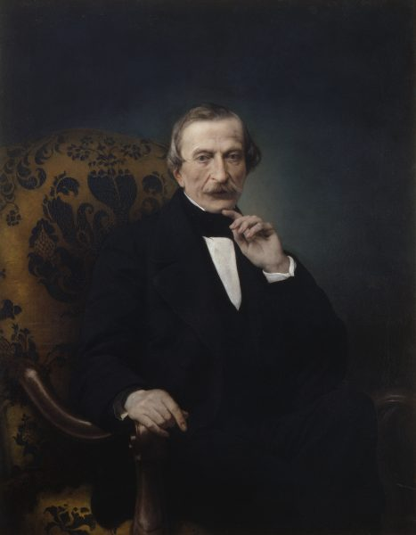Portrait of Massimo d'Azeglio