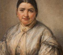 Portrait of Benedetta Carminati Chisoli