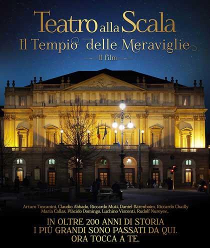 Brera tra Arte e Cinema<br> <em>Teatro alla Scala. Il tempio delle meraviglie</em>