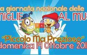 F@mu | La giornata nazionale delle famiglie al museo