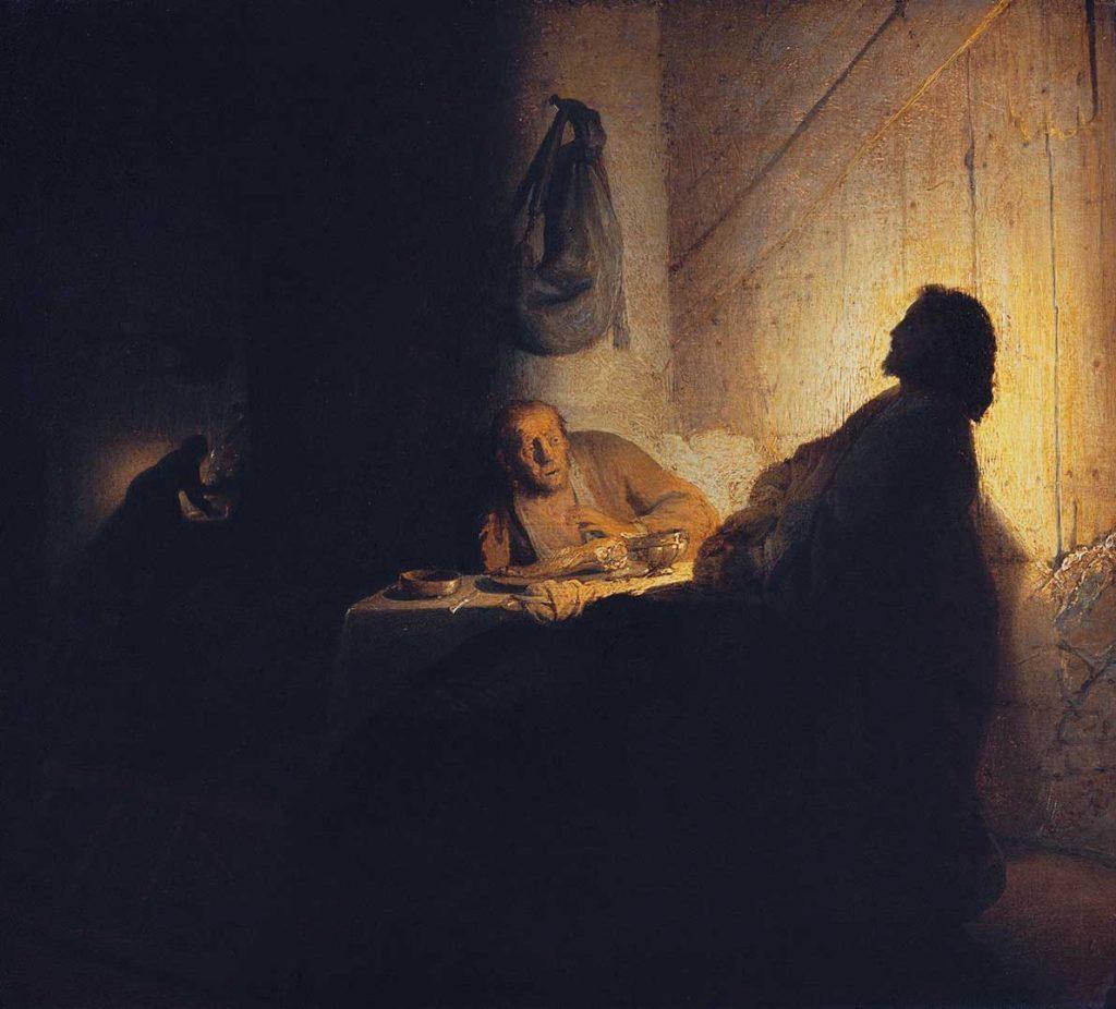 Caravaggio e Rembrandt a Cena: invito per due