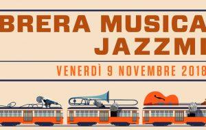 JazzMI and the Pinacoteca di Brera