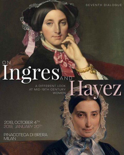 "Seventh dialogue ""On Ingres and Hayez. A different look at mid-19th century women"""
