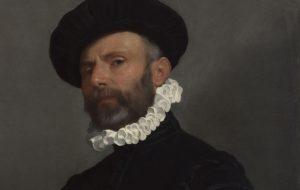 Un capolavoro di Moroni dalla National Gallery: <em>Ritratto di uomo con lettera (L&#8217;avvocato)</em>
