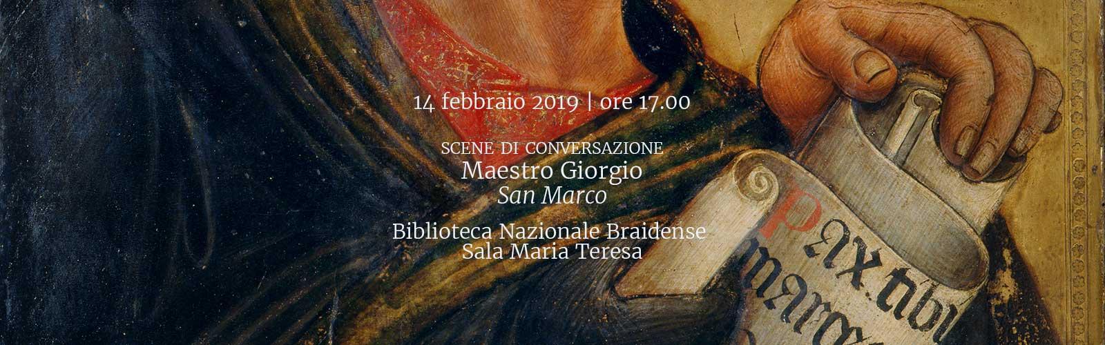 Maestro Giorgio, <em>San Marco</em>