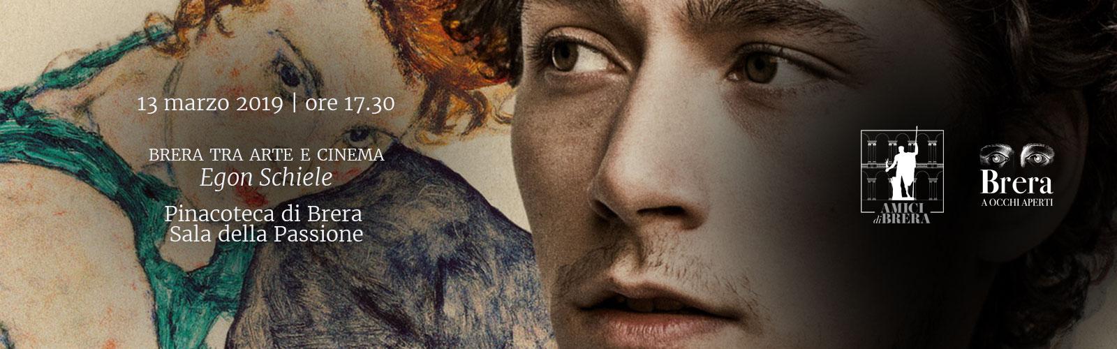 Brera tra Arte e Cinema<br><em>Egon Schiele</em>