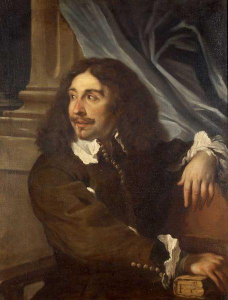 Ritratto di Luigi Scaramuccia, Francesco Cairo, 1657 - 1660