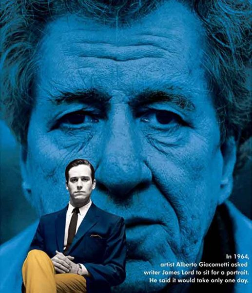 Brera tra Arte e Cinema<br><em>Final Portrait</em>