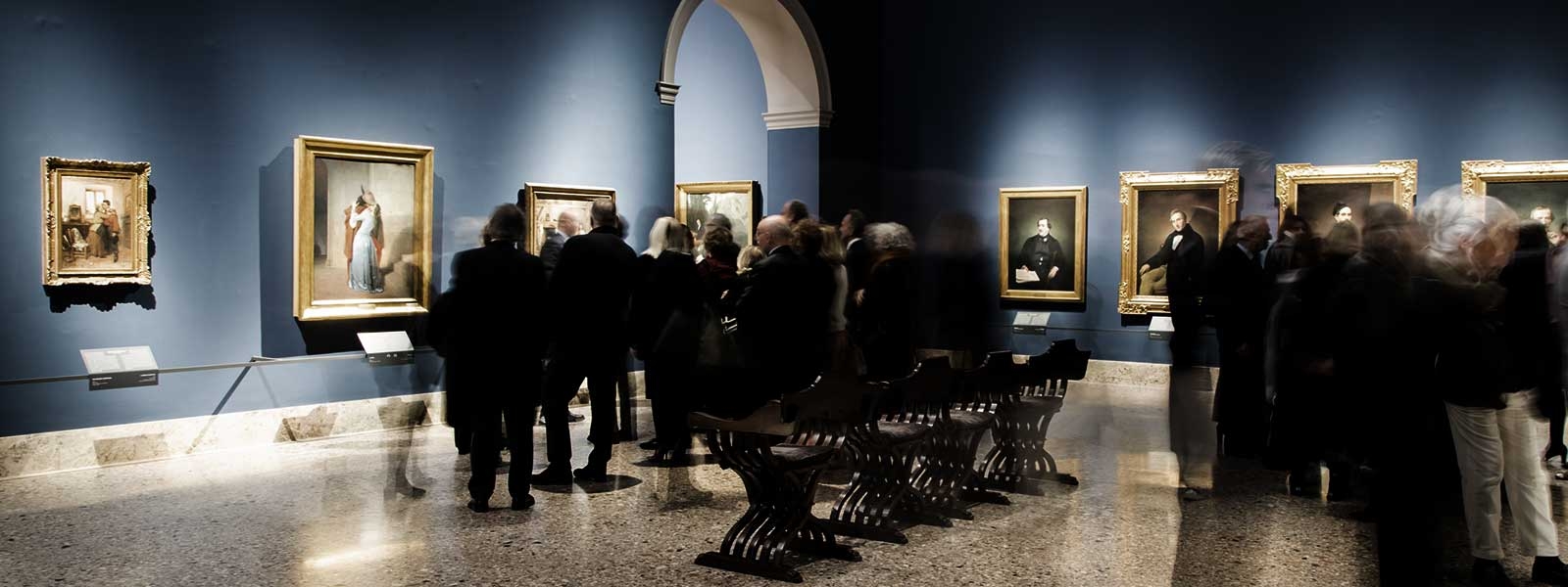 Welcome<br>to the website <br>of the Pinacoteca<br>di Brera
