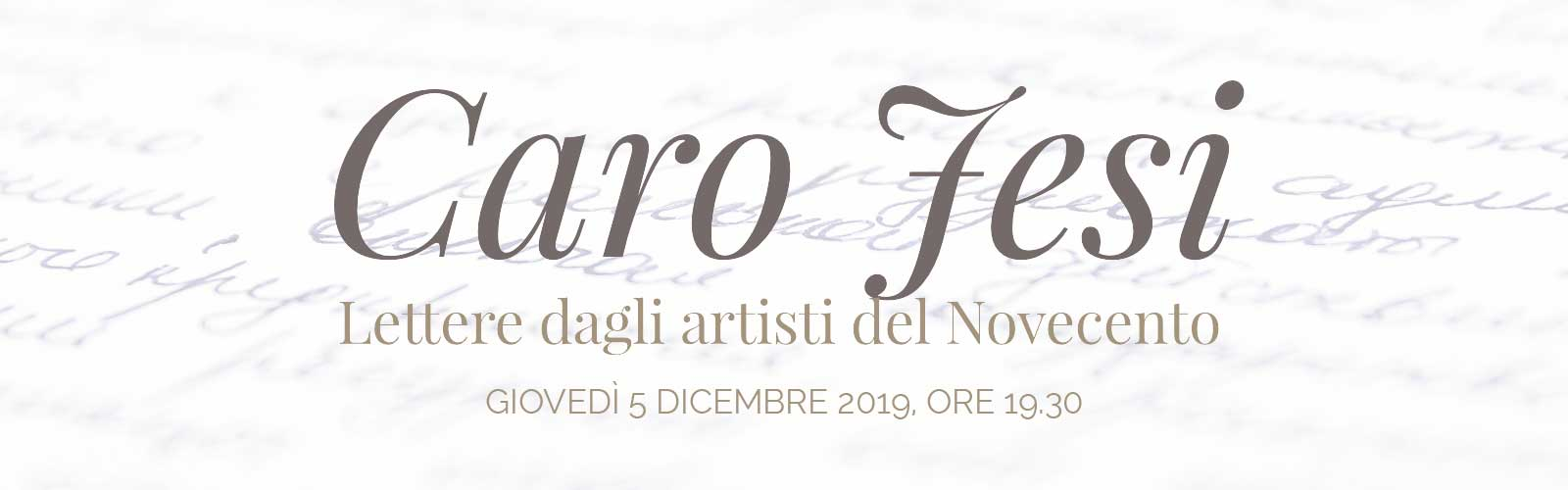 Caro Jesi. Lettere dagli artisti del Novecento<br>Ardengo Soffici – Gino Severini – Marino Marini – Arturo Martini