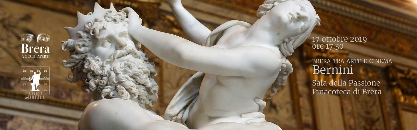 Brera tra Arte e Cinema<br> Bernini