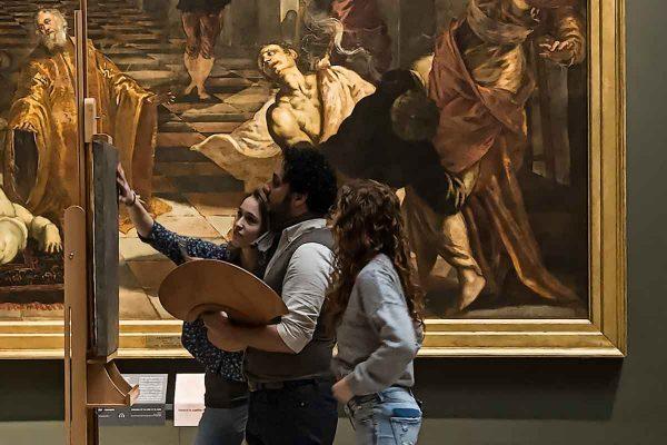 Brera a colori per la Festa dei Musei<br>e apertura serale per la Notte Europea dei Musei