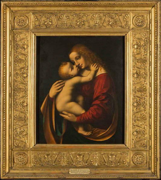 Madonna con Bambino (Madonna Vonwiller)