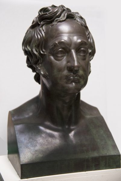 Bust of Vincenzo Monti