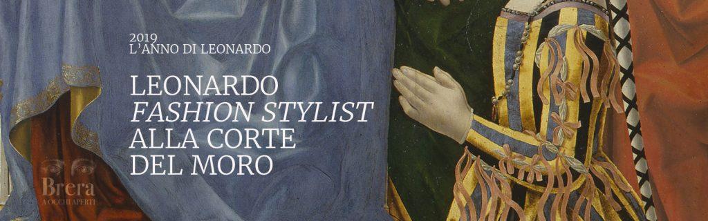 Leonardo <em>fashion stylist</em><br> alla corte del Moro