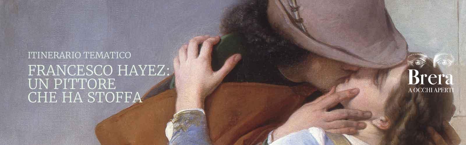 Francesco Hayez: un pittore che ha stoffa