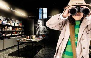 Leggere la città. <br>Spionaggio lecito: i visitatori