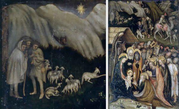Adorazione dei Magi Stefano da Verona