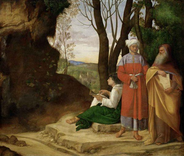 I tre filosofi Giorgione