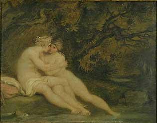 Pinacoteca-di-Brera-Giove-sotto-le-sembianze-di-Diana-che-seduce-Callisto-(1810)