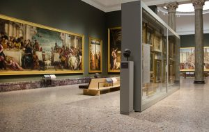 THE RE-INSTALLATION OF THE PINACOTECA DI BRERA