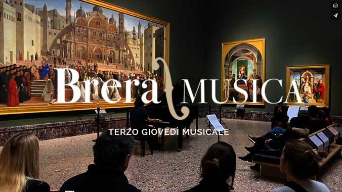 Brera/Musica<br>Terzo Giovedì Serale