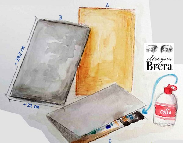 How to build a drawing kit