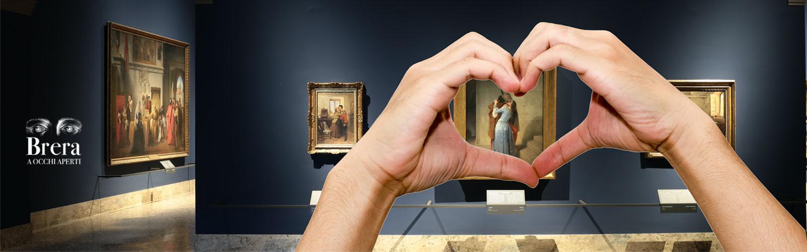 The Pinacoteca di Brera opening hours