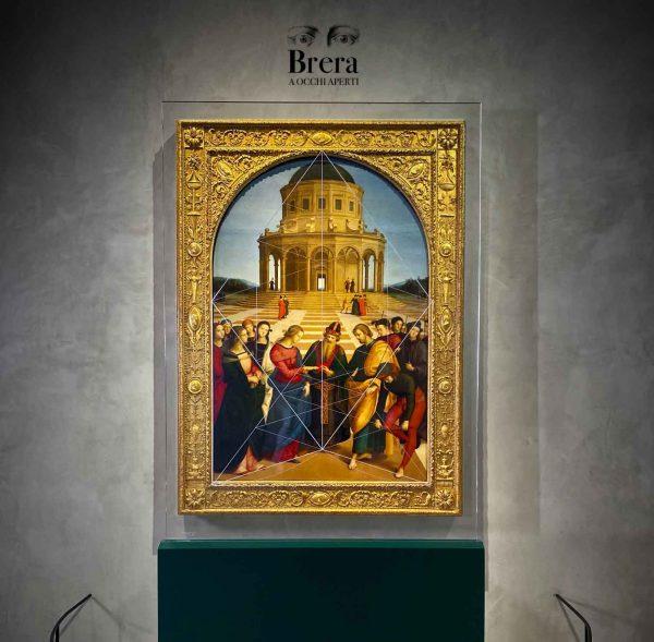 Speciale Brera di Sera<br><em>Performing Raffaello</em>